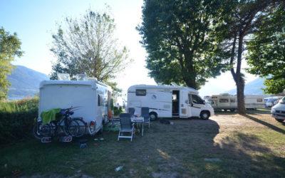 Campingplatz Rivabella, Tenero