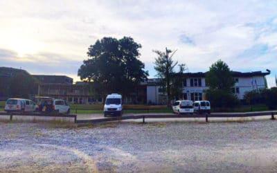Parkplatz Lago Lodge, Biel