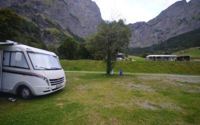 Campingplatz Sportarena Leukerbad