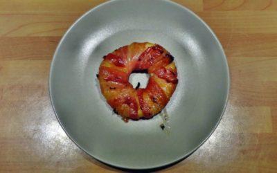 Ananas im Speckmantel | Mariniert