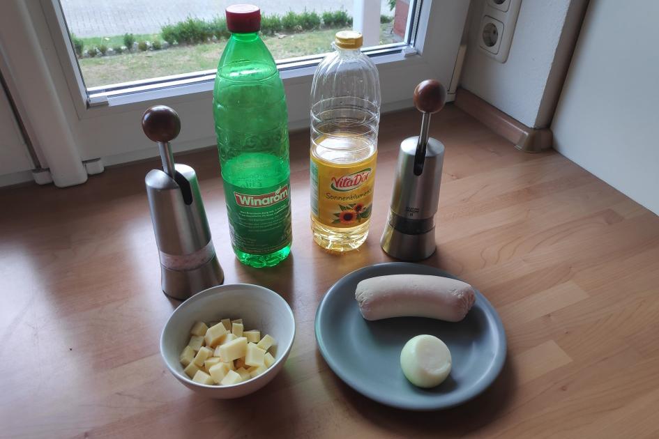 Wurstsalat Rezept von Ralph Siegfried